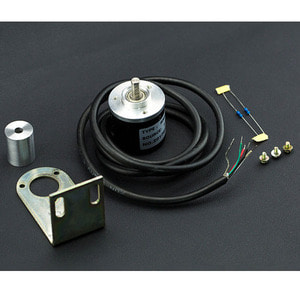증분형 포토일렉트릭 로터리 인코더 -400P/R (Incremental Photoelectric Rotary Encoder - 400P/R)