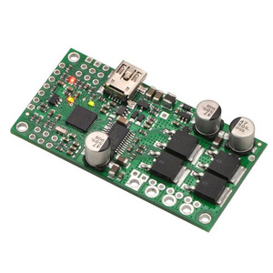 심플 하이 파워 모터 컨트롤러 18v25 (Pololu Simple High-Power Motor Controller 18v25)